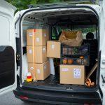 Courier, Logistics & Security