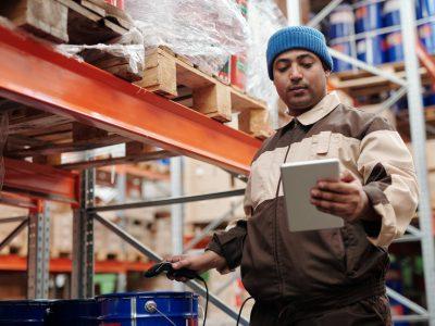 Courier, Logistics & Technology
